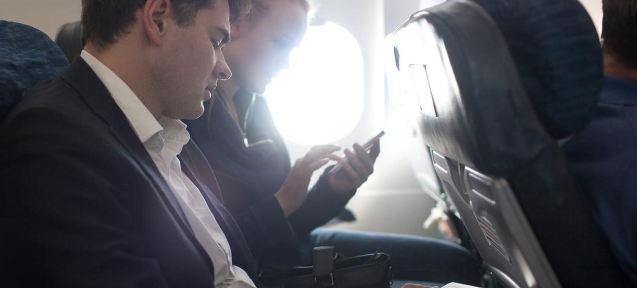 En 2013, Air France a été la première compagnie aérienne au monde à proposer à ses clients de télécharger journaux et magazines directement sur tablette ou smartphone.