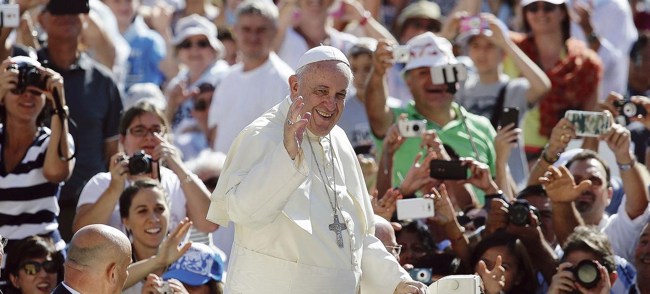 Les dix citations clés de l'encyclique du Pape - Page 2 XVM864b69b2-4ffe-11e5-b657-fbfd067b2474