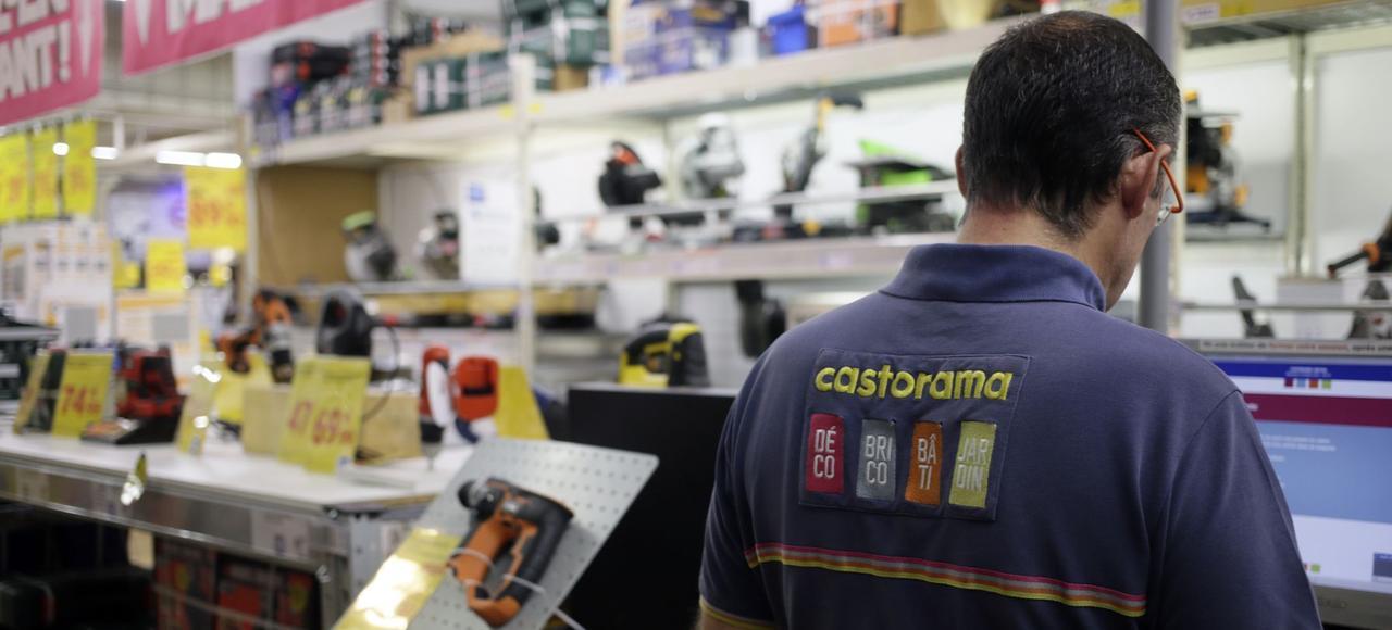 Castorama des baisses de prix pour rebondir - Magasin castorama en france ...