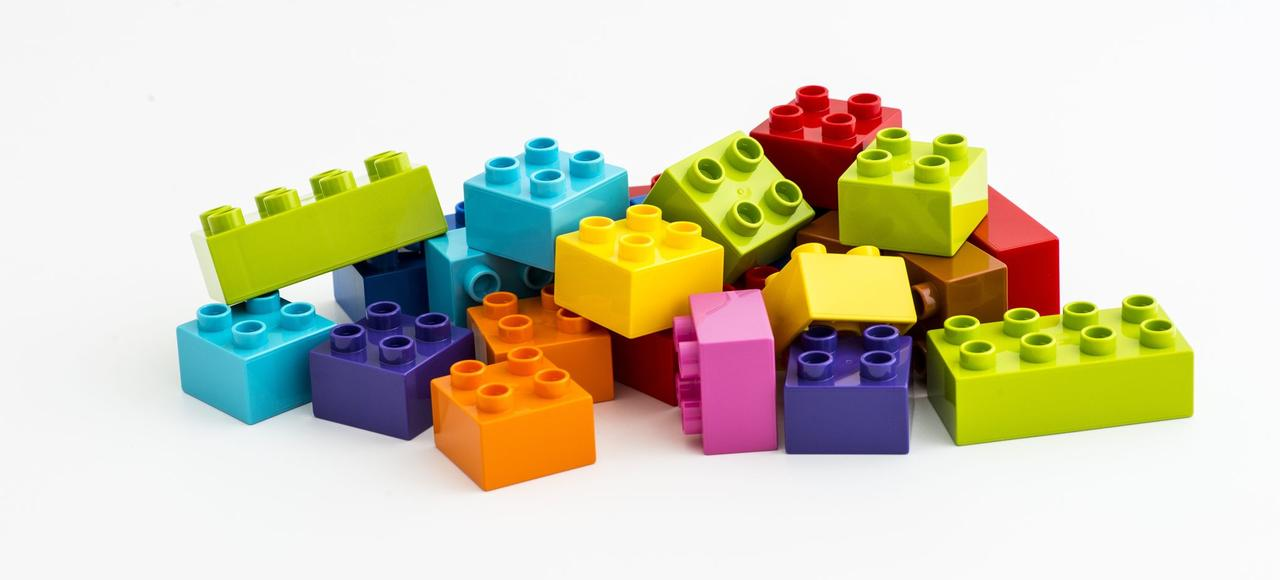 Brique Lego Geant Team Building