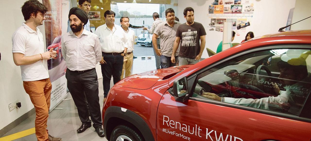 Inde: A 3.500 euros, la Renault Kwid s'arrache ! - Actualité auto - FORUM Sport Auto
