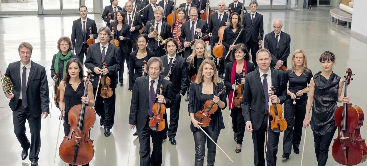 Orchestres classiques la bonne tenue des formations for Chambre de bonne paris 16