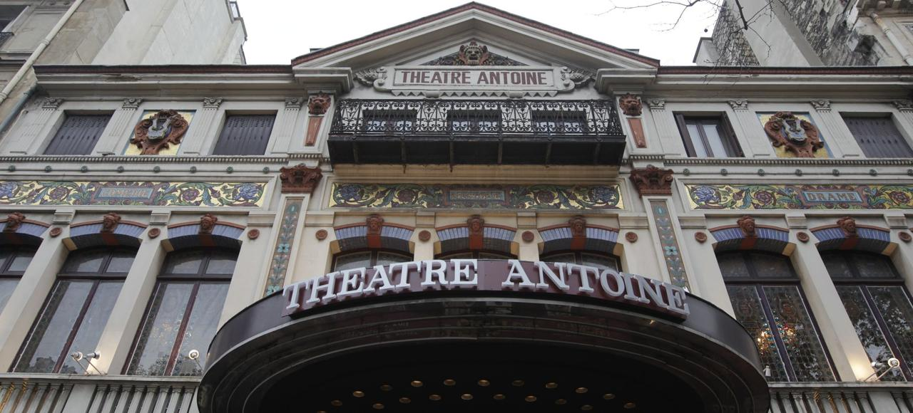 Laurent Ruquier, Jean-Marc Dumontet et Stéphanie Bataille dirigent Antoine. Ils font cohabiter des spectacles très différents mais toujours de qualité.