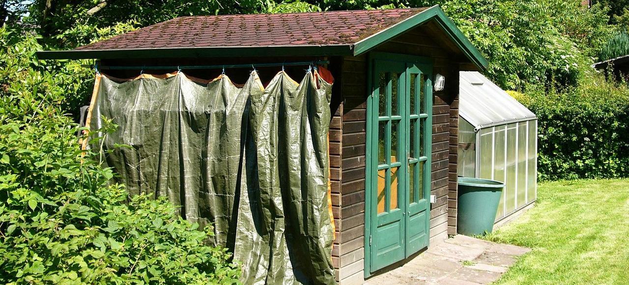 La taxe cabane de jardin provoque des remous for Taxe sur cabane de jardin