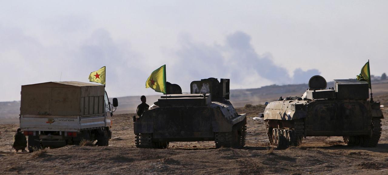 Depuis le début de la guerre, les États-Unis et la France ont poursuivi deux objectifs parallèles: vaincre Daech et faire tomber le président syrien, considéré comme le principal responsable du chaos.