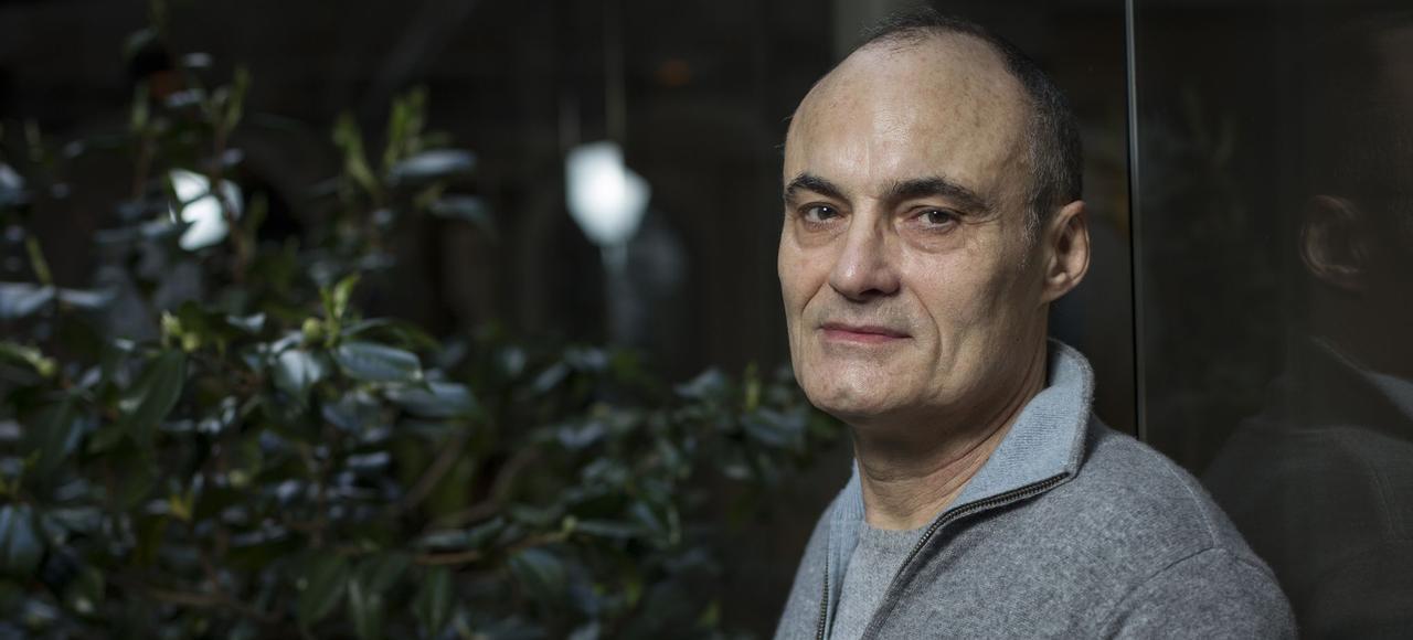 Philippe Val, ancien directeur de <i>Charlie Hebdo</i>