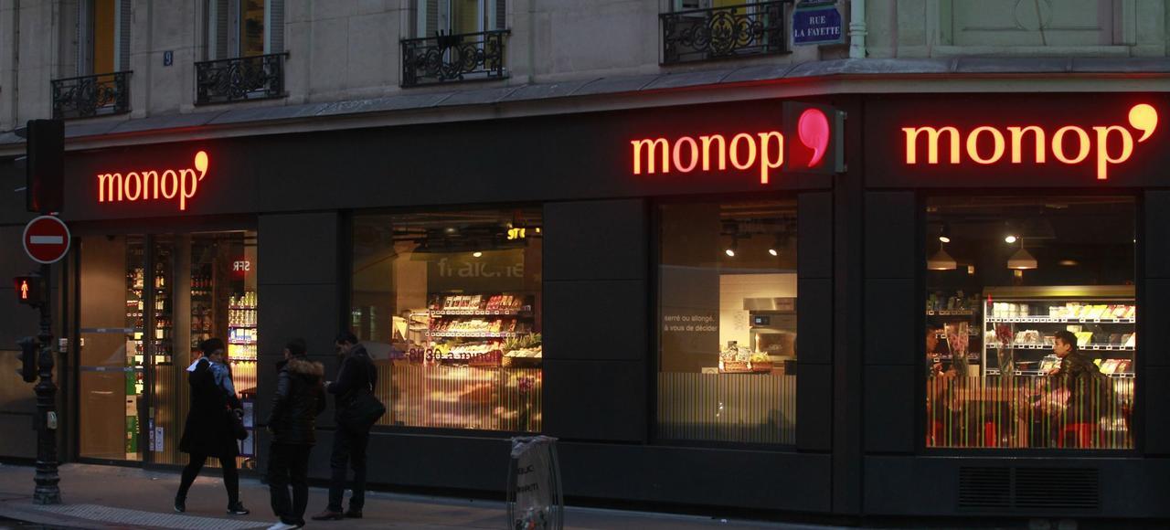 monoprix bat son record d 39 ouvertures. Black Bedroom Furniture Sets. Home Design Ideas