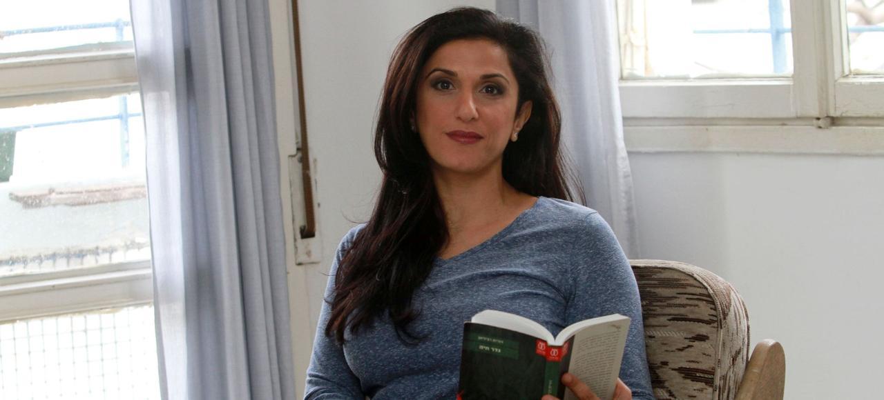 Dorit Rabinyan l'auteur de «Haie», le roman controversé.