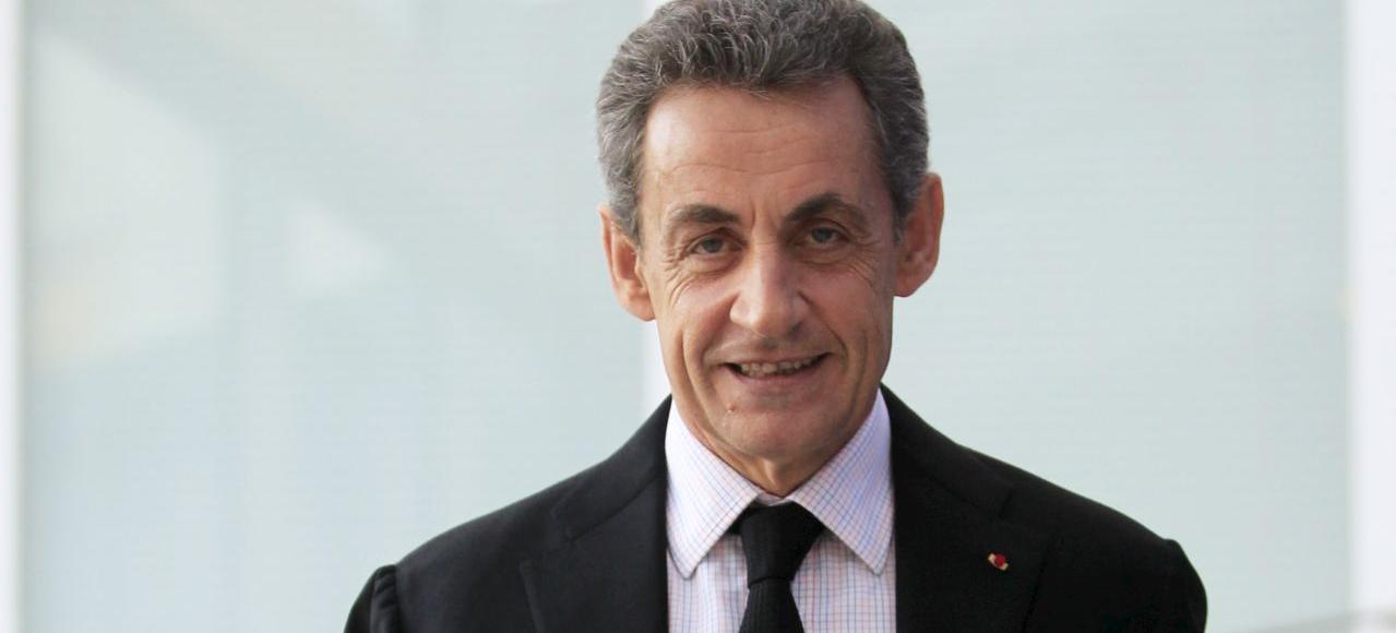 Nicolas Sarkozy, le 9 décembre, au siège des Républicains, à Paris.