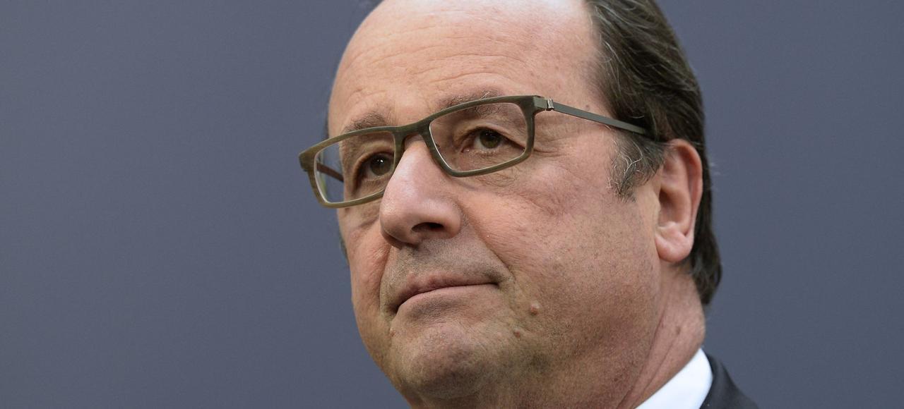 François Hollande aborde la dernière ligne droite pour tenir sa promesse: inverser la courbe du chômage.