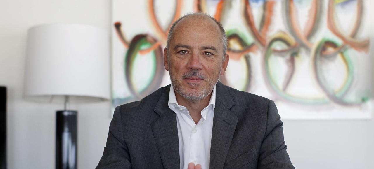 Stéphane Richard, PDG de l'opérateur Orange.