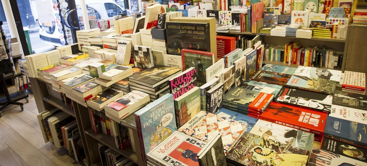 Le circuit des librairies traditionnelles s'est le mieux comporté en 2015.