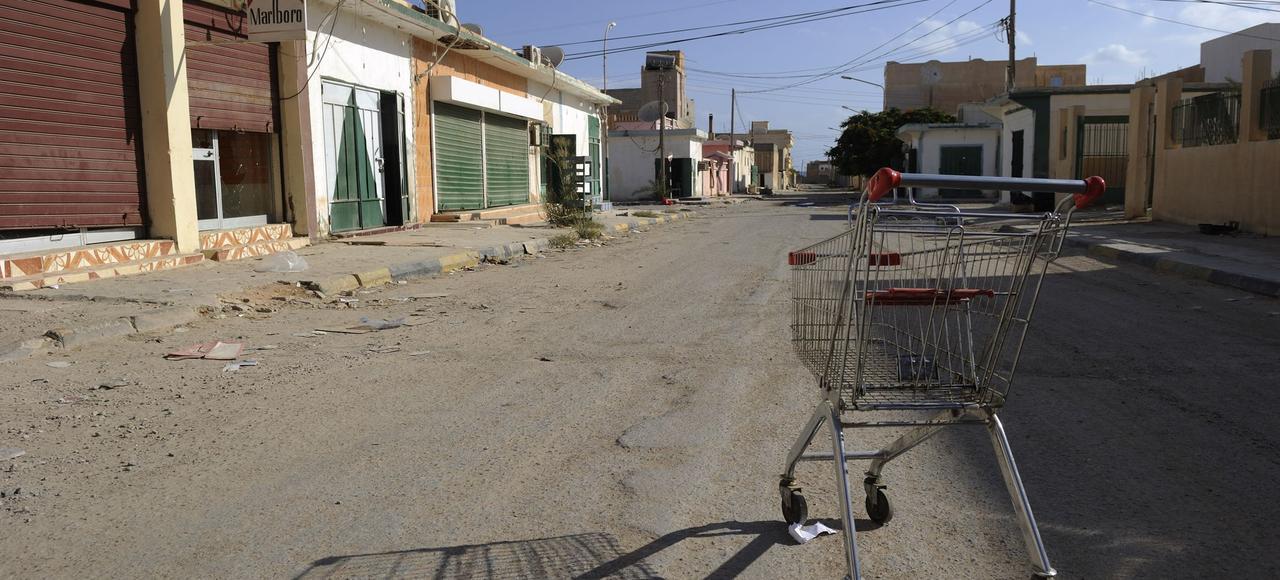 La ville de Ben Jawad, tombée lundi aux mains de Daech, est la dernière entre le territoire de l'organisation terroriste et les principaux terminaux pétroliers libyens, Ras Lanouf et Sidra.