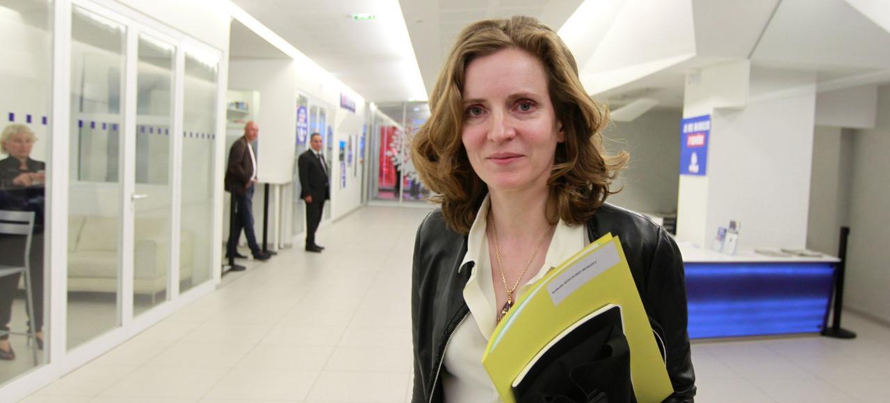 Nathalie Kosciusko-Morizet estime que «l'attitude du président de la République n'est dans cette affaire ni à la hauteur des enjeux, ni à la hauteur de la fonction».
