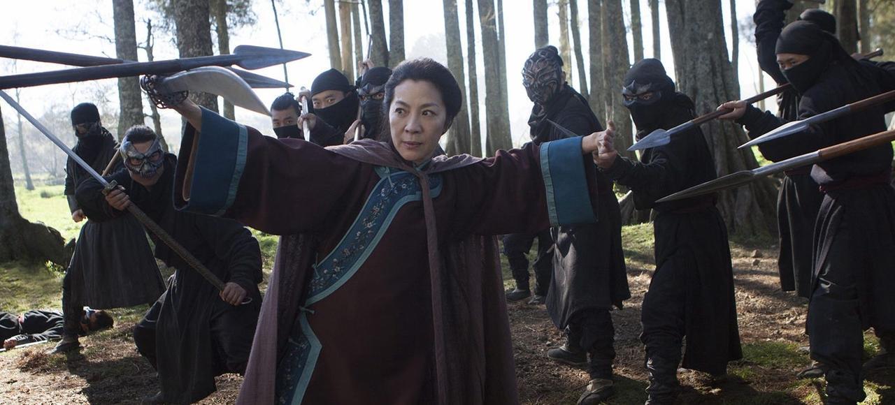 Coproduit par Netflix et les frères Weinstein, «Tigre et Dragon 2», avec Michelle Yeoh, doit sortir simultanément dans les salles et sur la plate-forme de VOD.