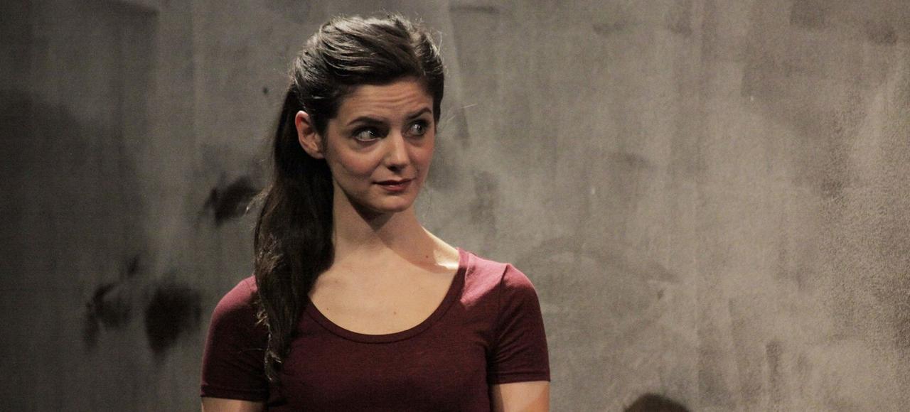 Elisabeth Ventura, sensible et tendre Barbeline dans «Andorra» de Max Frisch.