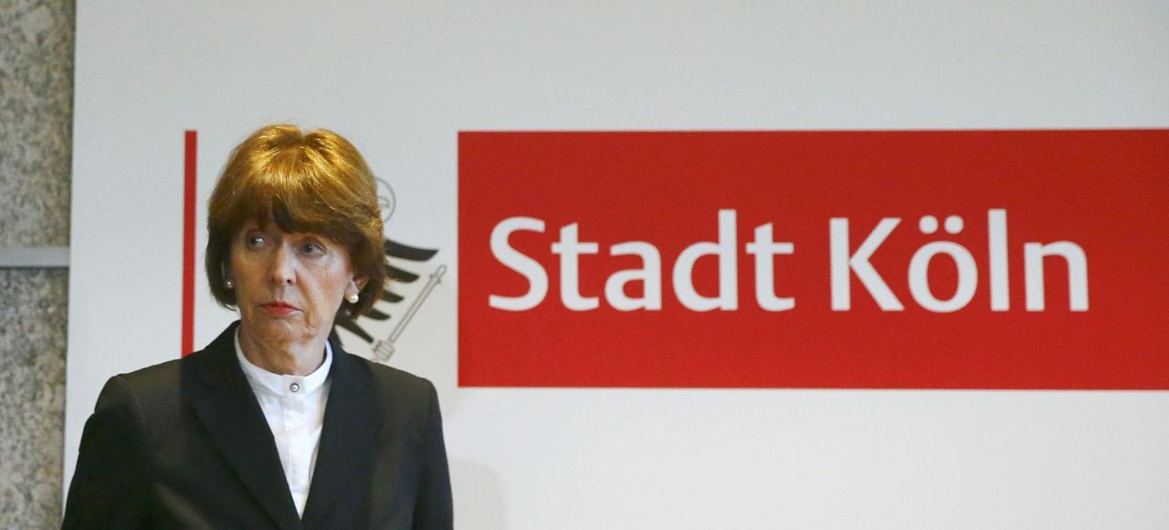 Avocate de formation, Henriette Reker a été élue cet automne maire sans étiquette de la 4e ville d'Allemagne.
