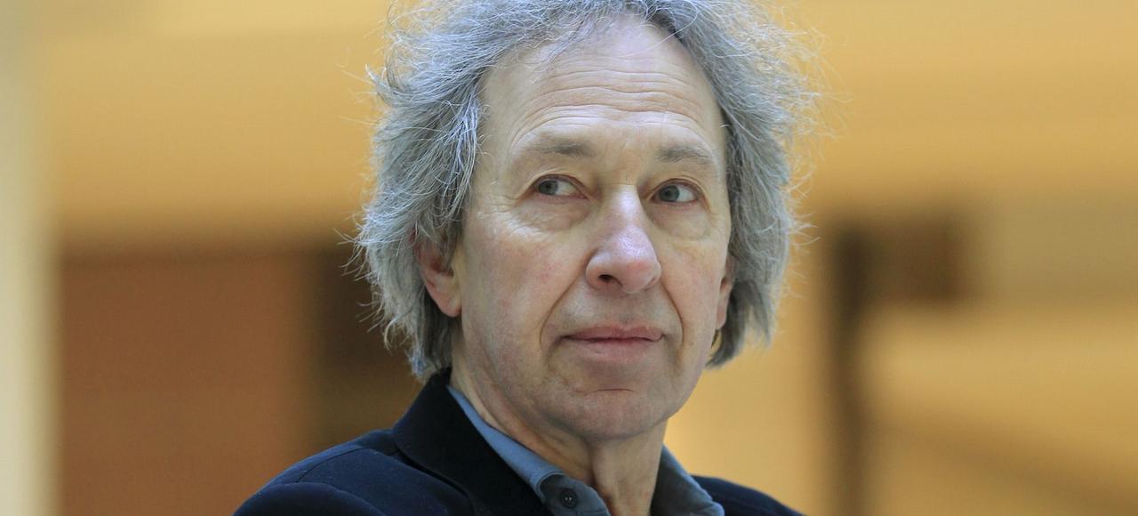 Pascal Bruckner à Paris, en janvier 2016.