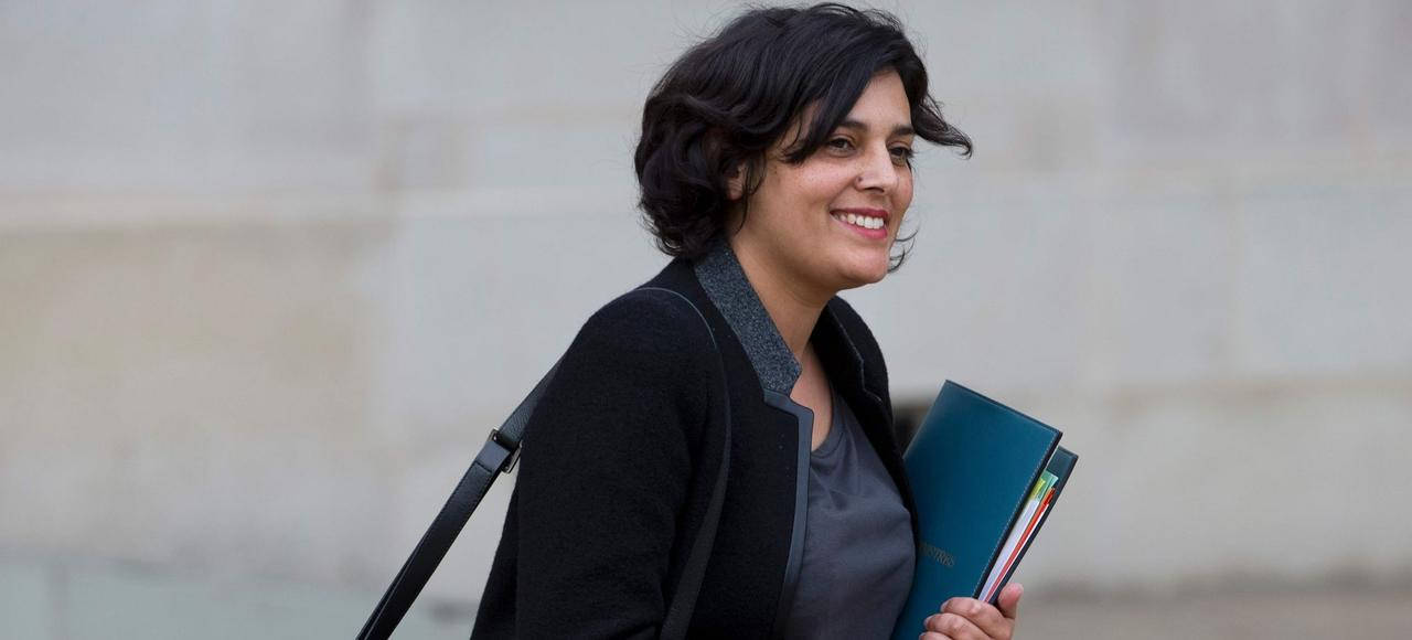 Myriam ElKhomri, ministre du Travail.