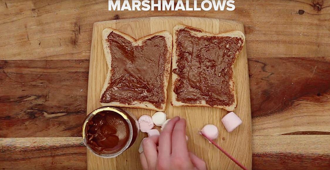 Une recette Tasty sur le site de Buzzfeed.
