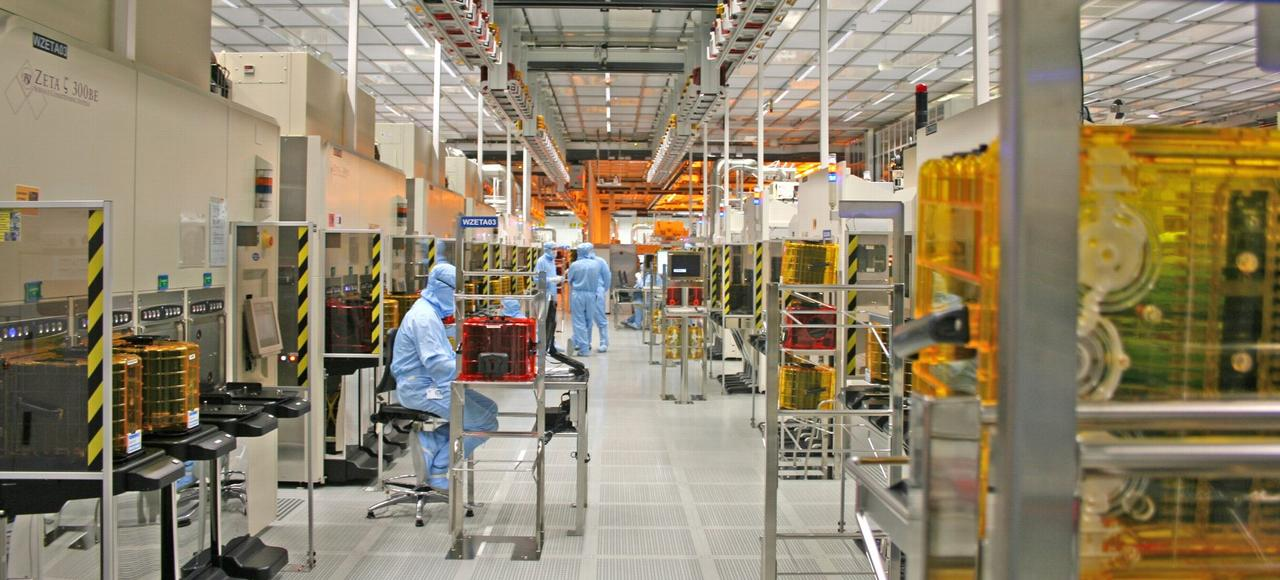 Stmicrolectronics supprime 1400 emplois for Interieur usine