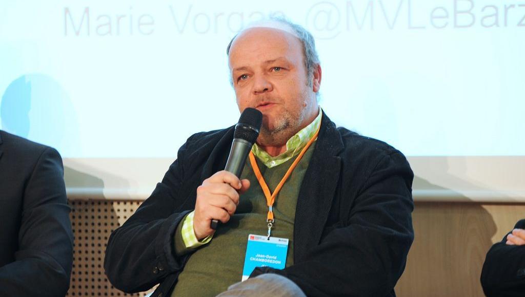 Jean-David Chamboredon est coprésident de France Digitale et président du fonds d'investissement Isai.