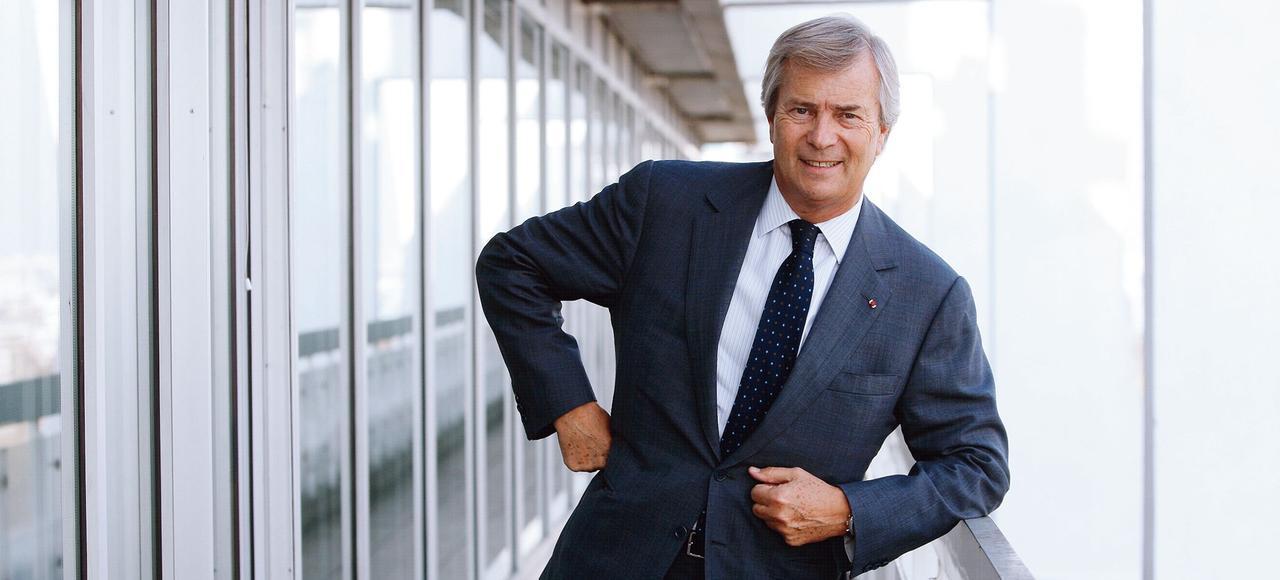 Vincent Bolloré, l'actionnaire majoritaire de Vivendi, n'arrive plus à rentabiliser les droits sportifs achetés à prix d'or par Canal+.