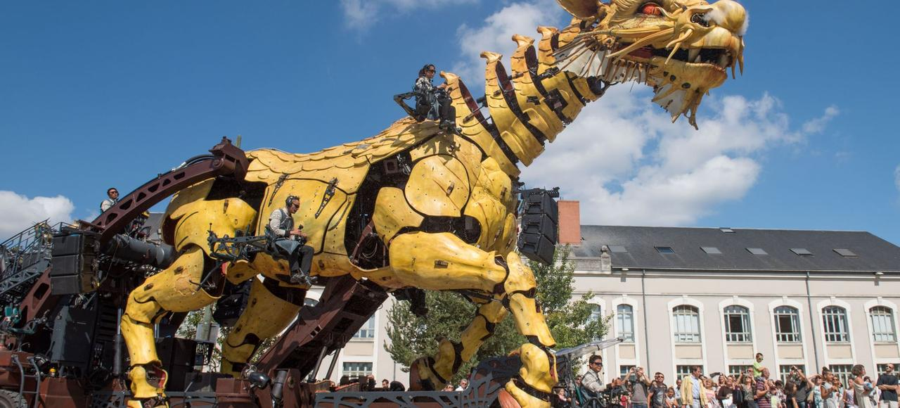 cheval dragon Nantes