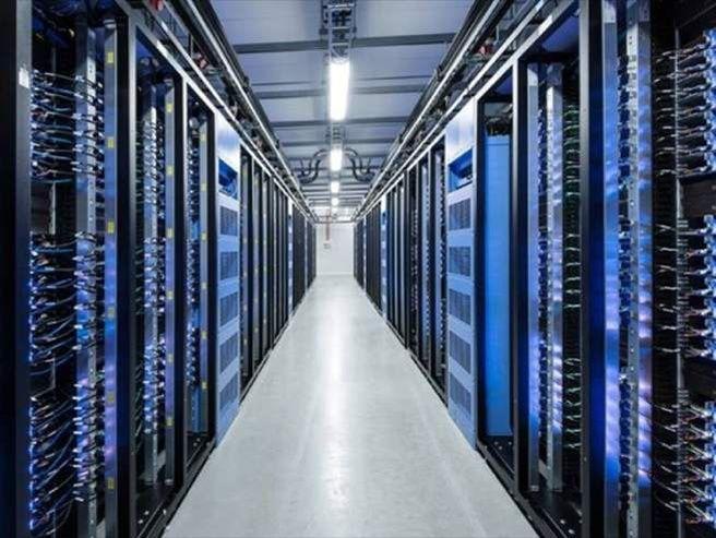 La datacenter de Lulea, en Suède, fut le premier créé par Facebook en dehors des États-Unis, en 2013.