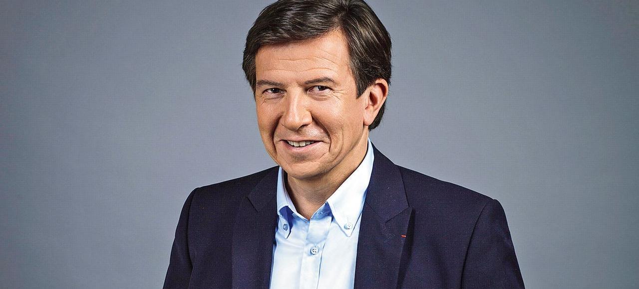 Gilles Pélisson, le nouveau PDG de TF1.