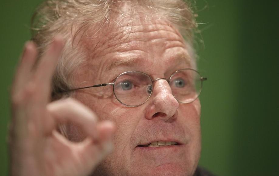 L'ex-eurodéputé écologiste Daniel Cohn-Bendit fait partie des signataires de la tribune de Martine Aubry contre la politique du gouvernement.