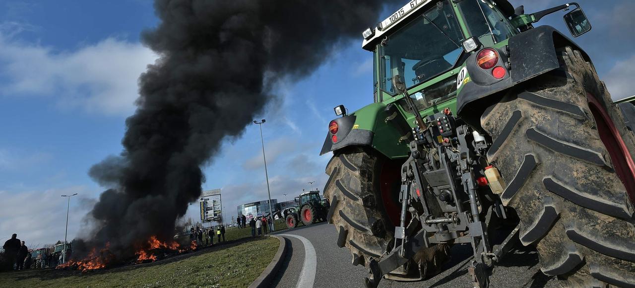 Depuis plusieurs semaines, les agriculteurs manifestent leur mécontentement en organisant des blocages.