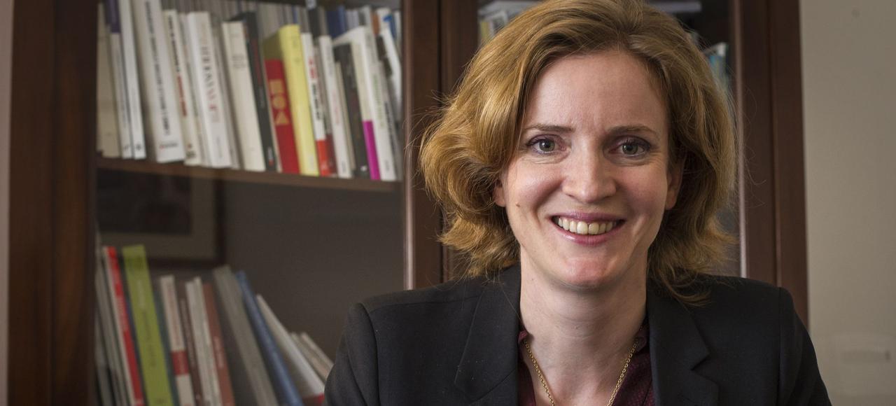 «Beaucoup des politiques qui dénoncent les charges environnementales feraient bien de balayer devant leur porte», estime Nathalie Kosciusko-Morizet.