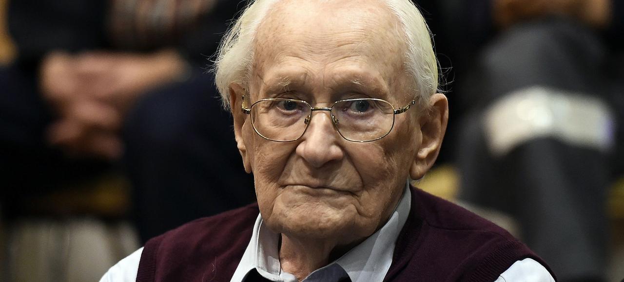 Lors de son procès l'an dernier, Oskar Gröning, tourmenté par les remords, a reconnu sa «responsabilité morale», tout en niant une responsabilité pénale.