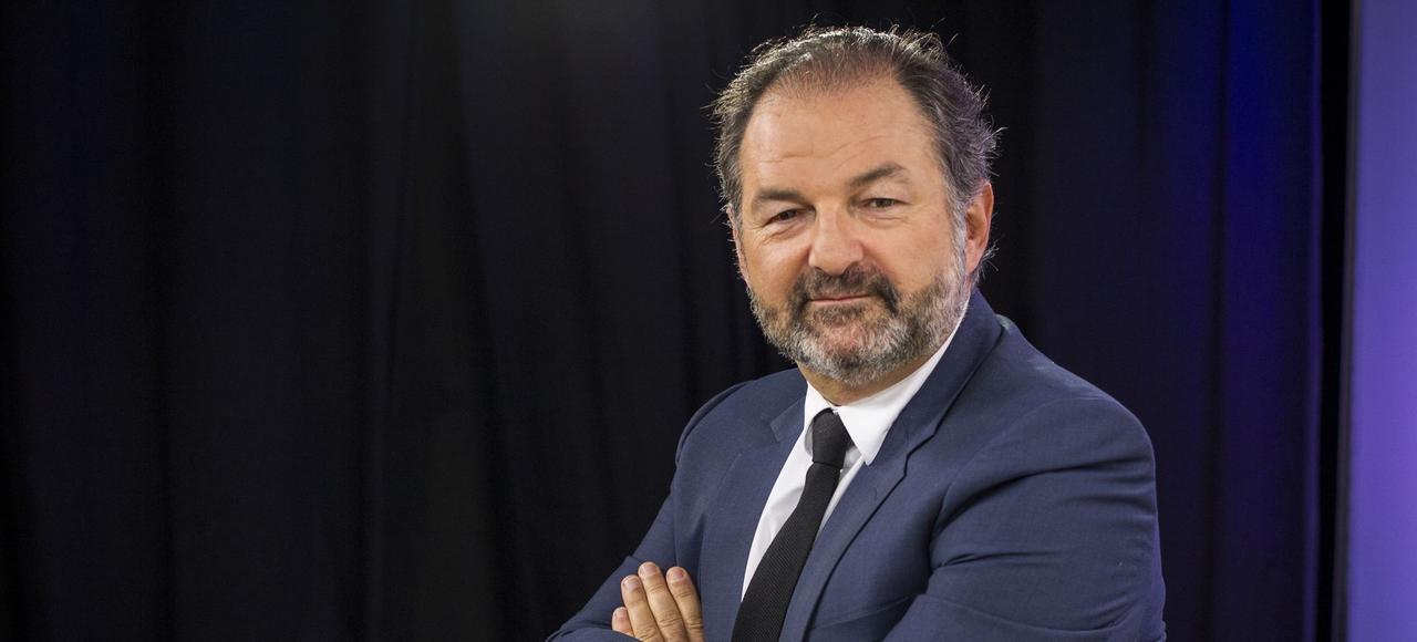 Denis Olivennes, président du directoire de Lagardère Active.