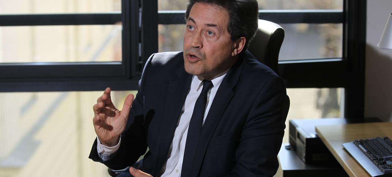 Georges Fenech, député du Rhône et secrétaire national à la justice chez les Républicains.