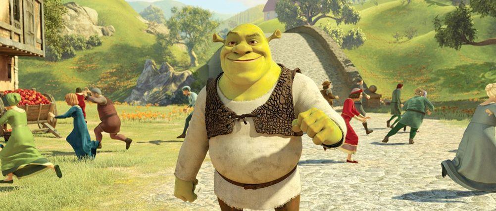 DreamWorks Animation, le créateur de <i>Shrek</i>, voudrait fusionner avec l'un des plus anciens studios californiens: Paramount Pictures.