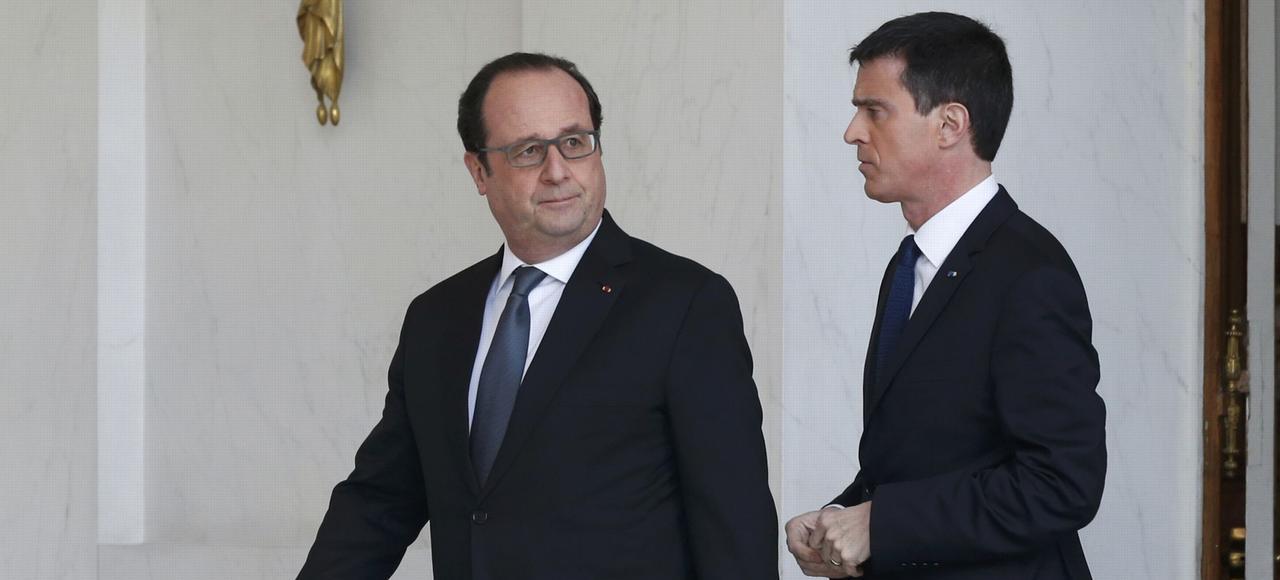 La grogne contre Manuel Valls s'exprime même au sein du gouvernement.