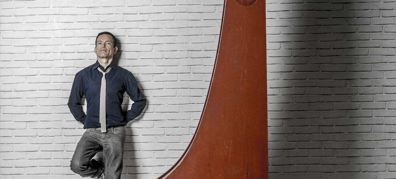 Christophe Rousset, chef de l'ensemble LesTalens Lyriques, a formé de nombreux clavecinistes.