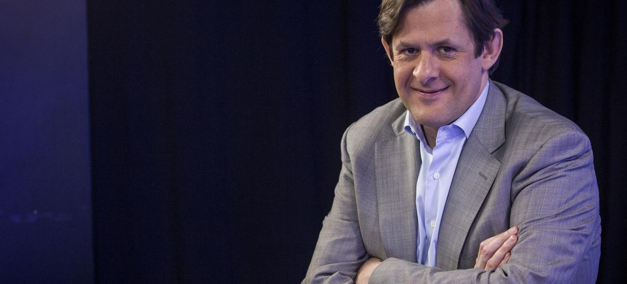 François Kalfon, secrétaire national du PS.
