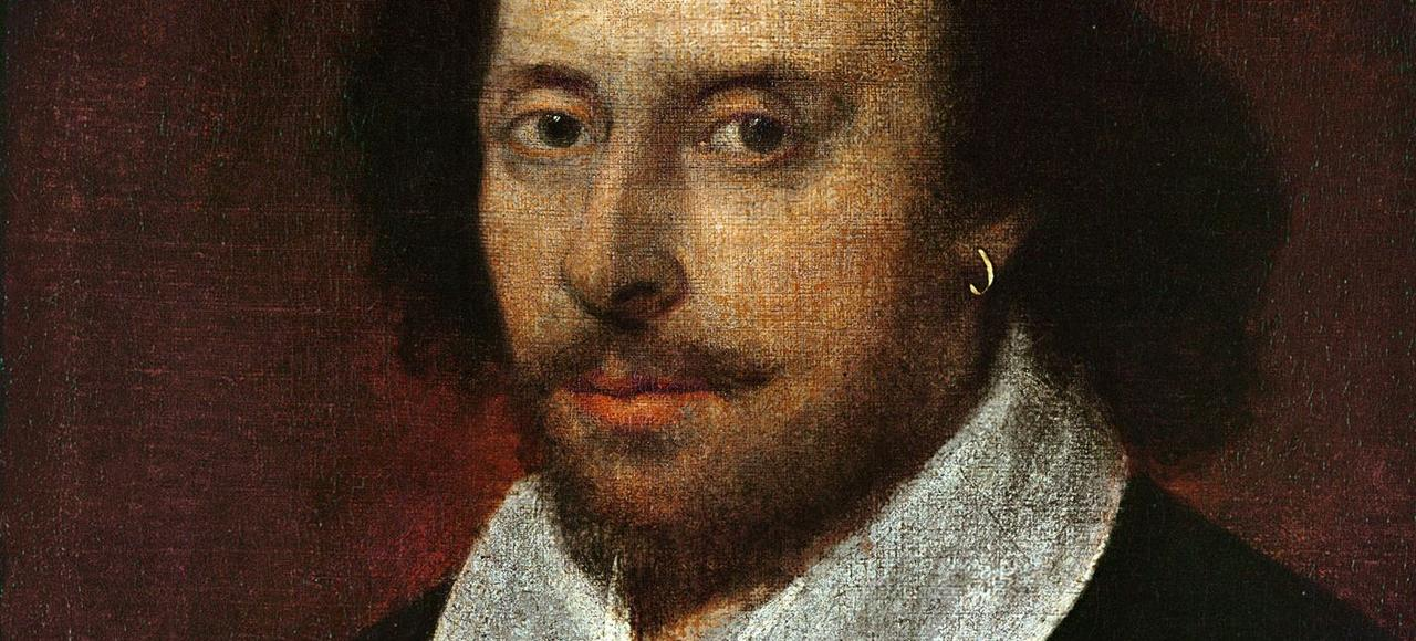 William Shakespeare (1564-1616).