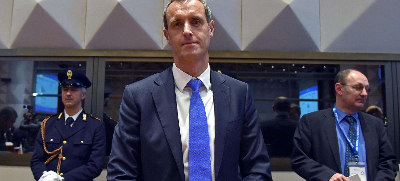 Rob Wainwright, directeur d'Europol.