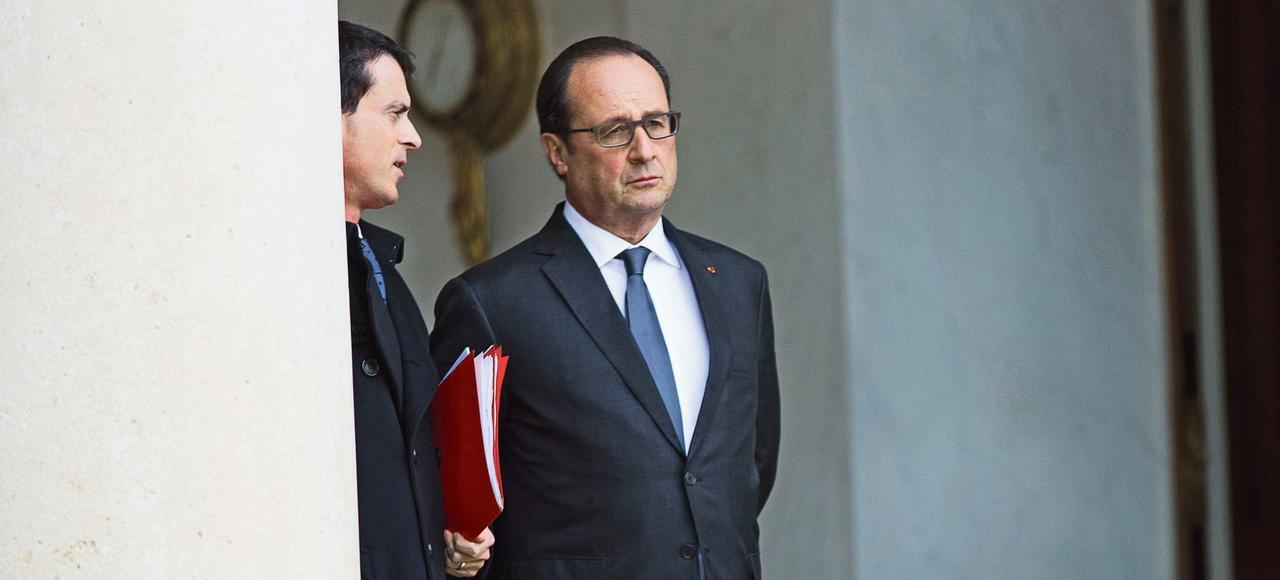 Le président et le chef du gouvernement, un couple dans la tourmente.