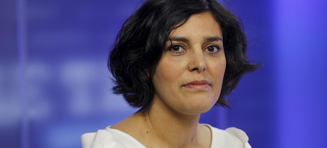 Myriam El Khomri défend sa réforme rue de Solferino