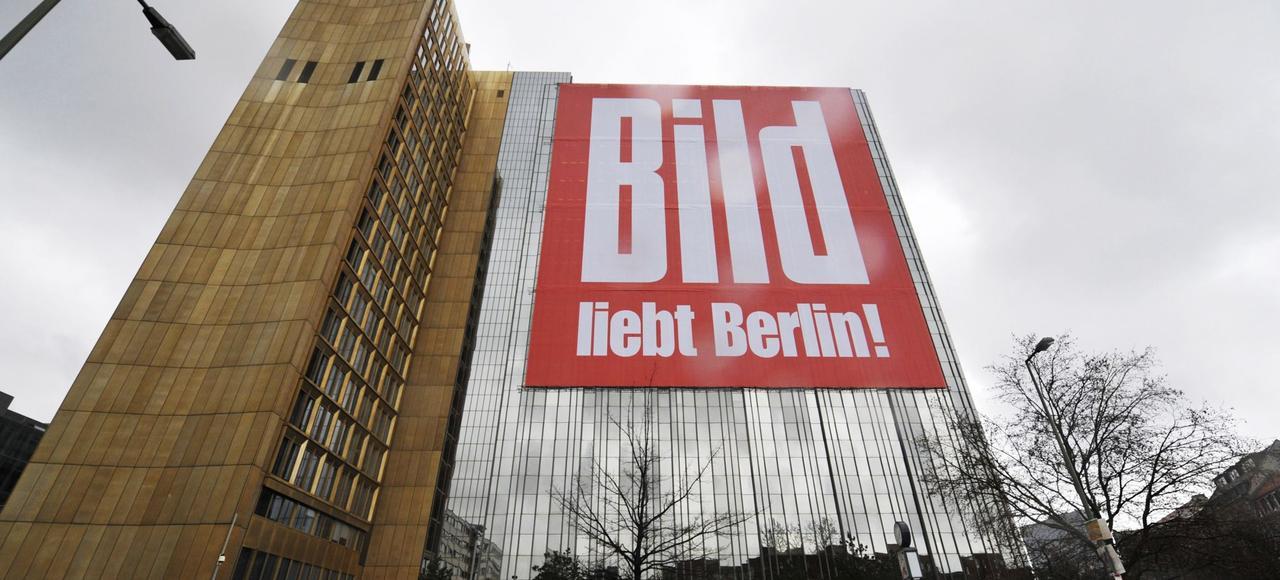 Le journal allemand Bild a été le premier à bloquer les utilisateurs d'adblockers.