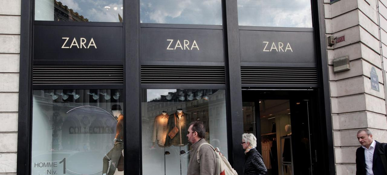 management and zara