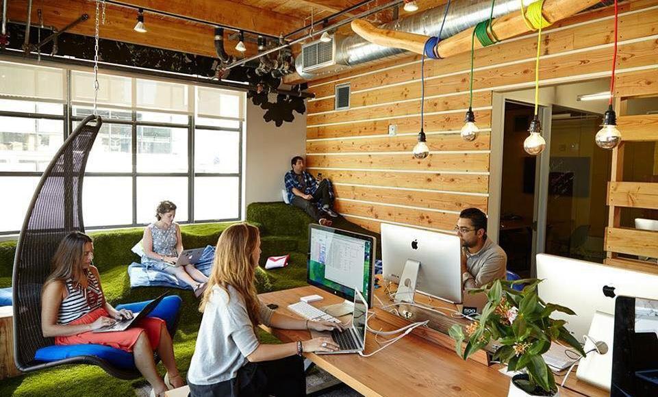 Dix des nouvelles recrues s'installeront à San Francisco dans l'espace de coworking Galvanize entre le 18avril et le 24juin.