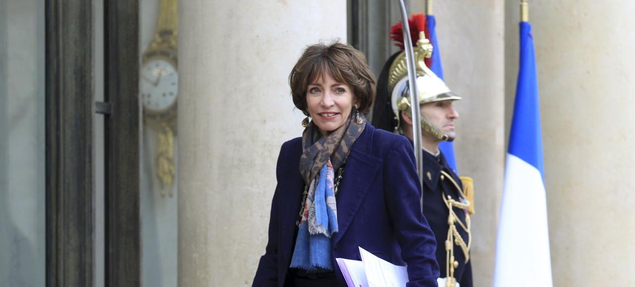 Marisol Touraine, à l'Élysée en janvier.