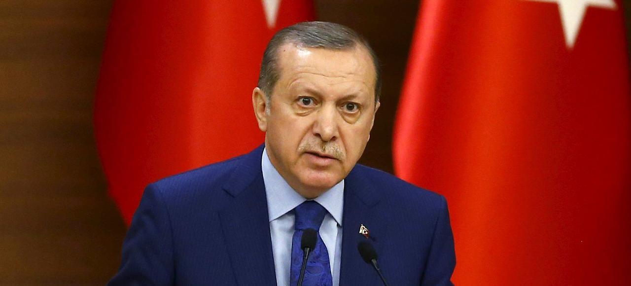 Le président turc Recep Tayyip Erdogan, mercredi, à Ankara.
