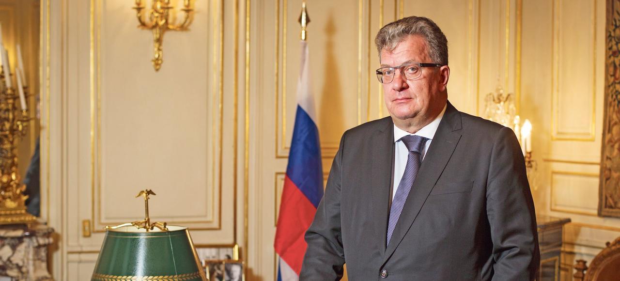 Sergueï Prikhodko : «Le partenariat entre la France et la Russie reste solide»